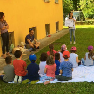 educazione cinofila con i bambini